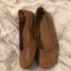 Lucky Brand Brown Flat